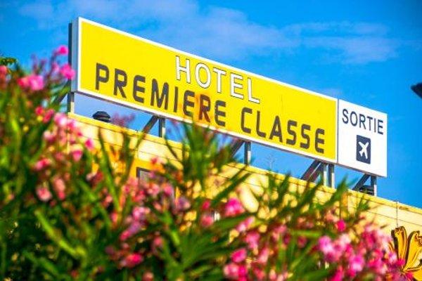 Premiere Classe Montpellier Est - Parc Des Expositions - Aeroport - фото 14