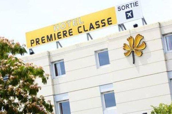 Premiere Classe Montpellier Est - Parc Des Expositions - Aeroport - фото 23