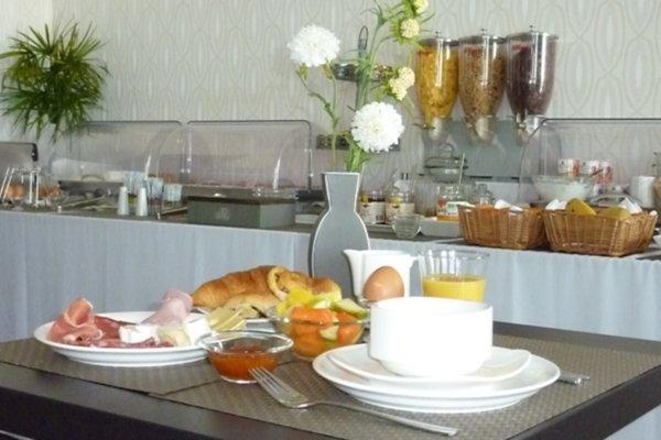 Отель Forme-Hotel Montpellier - 11