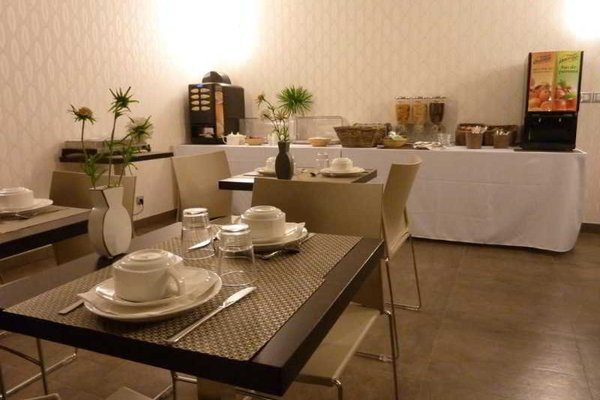 Отель Forme-Hotel Montpellier - 12