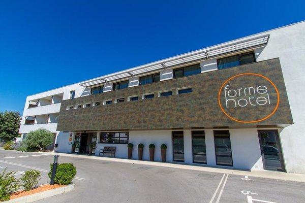 Отель Forme-Hotel Montpellier - 23