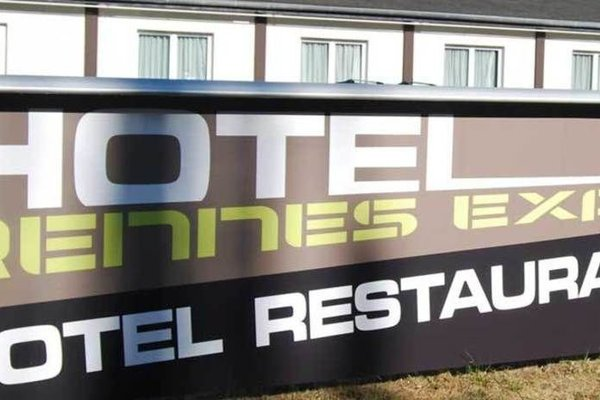 Hotel Rennes Expo - 9