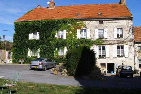 Maison d'Hotes Ferme d'Issonges B&B - фото 23