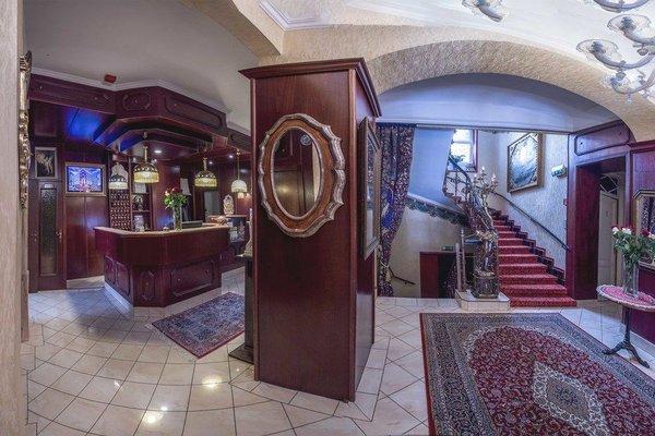 Hotel Urania - фото 21