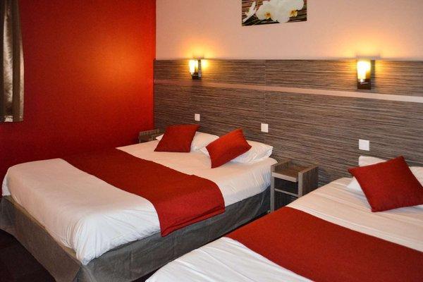 Comfort Hotel Dijon Sud - Longvic - фото 50