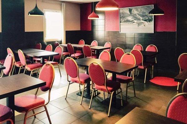 Comfort Hotel Dijon Sud - Longvic - фото 12