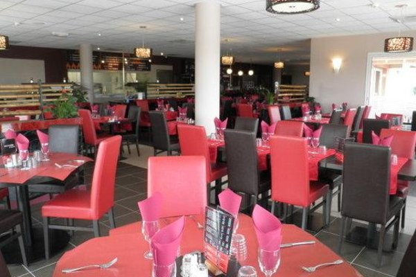 Comfort Hotel Dijon Sud - Longvic - фото 14
