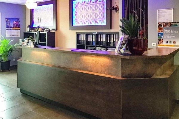 Comfort Hotel Dijon Sud - Longvic - фото 18
