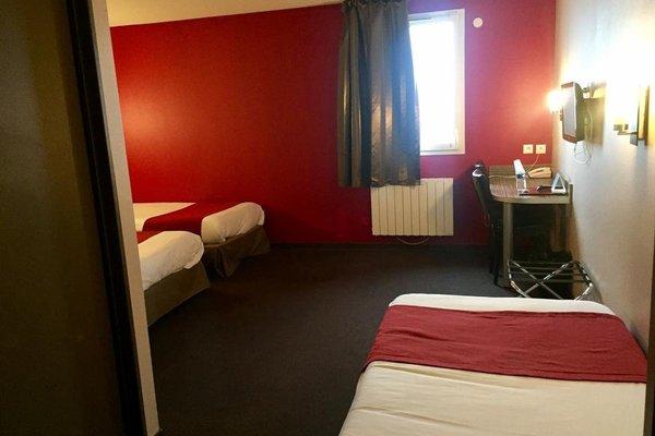 Comfort Hotel Dijon Sud - Longvic - фото 3