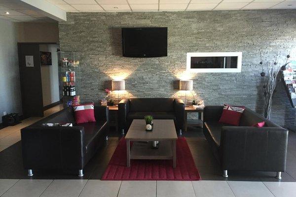 Comfort Hotel Dijon Sud - Longvic - фото 6