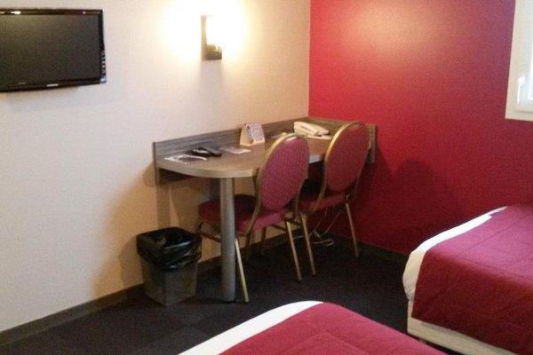 Comfort Hotel Dijon Sud - Longvic - фото 7