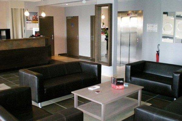 Comfort Hotel Dijon Sud - Longvic - фото 8