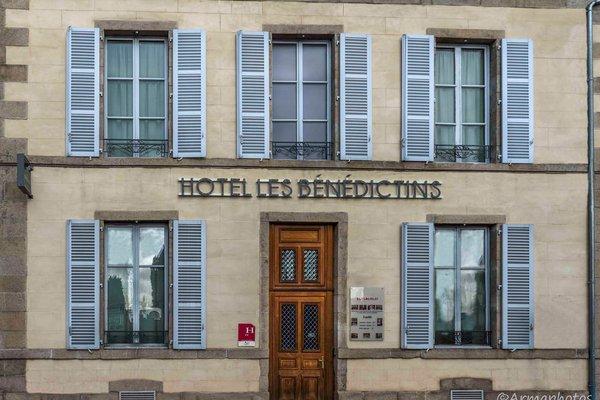 Hotel Les Benedictins - фото 19