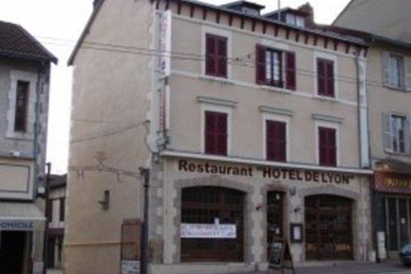 Hotel De Lyon - фото 13