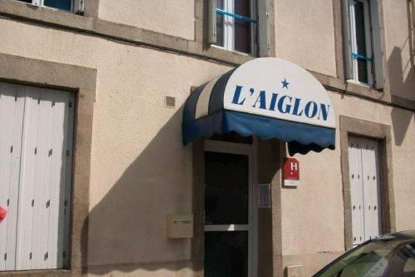 Hotel L'Aiglon - фото 21