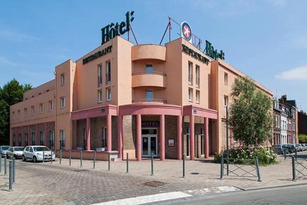 Comfort Hotel Lille Europe - 23