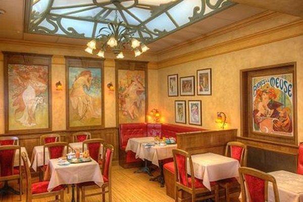 Hotel De La Paix - 12