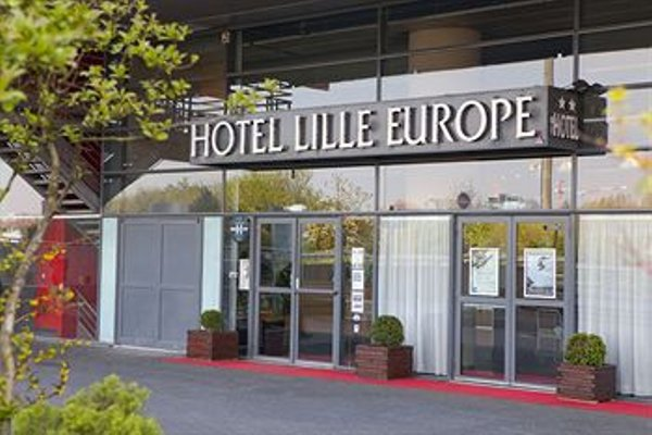 Hotel Lille Europe - 19