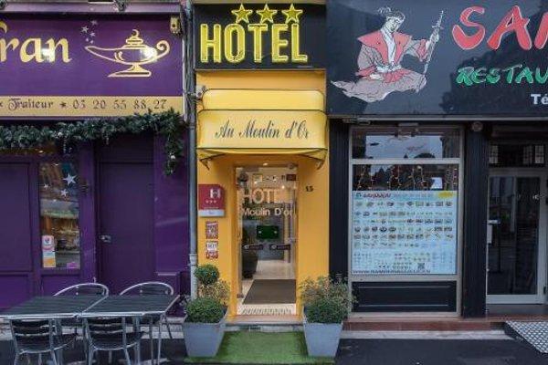 Hotel Du Moulin Dor - 21