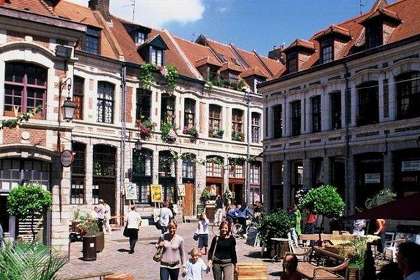 Grand Hotel Lille - фото 19