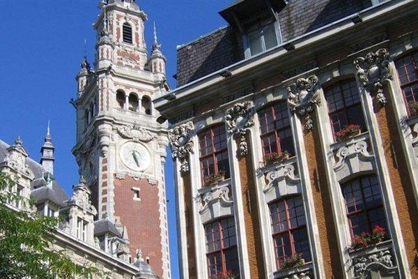 Grand Hotel Lille - фото 23