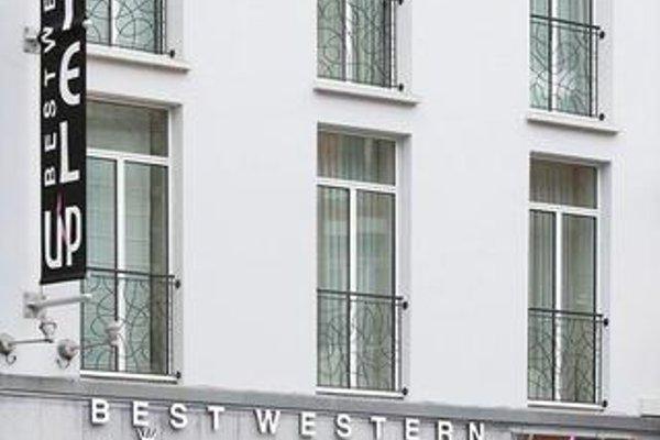 Best Western Plus Up Hotel & Bar - фото 22