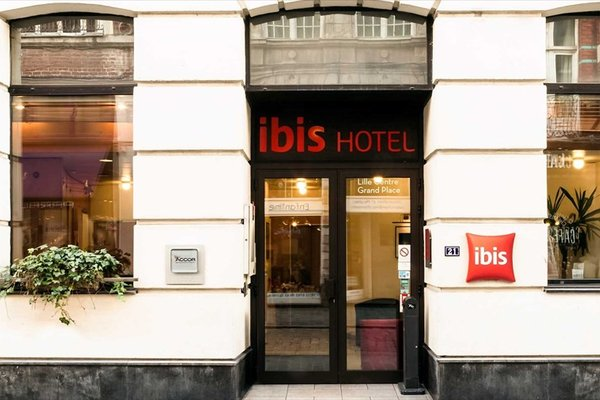 ibis Lille Centre Grand Place - фото 19