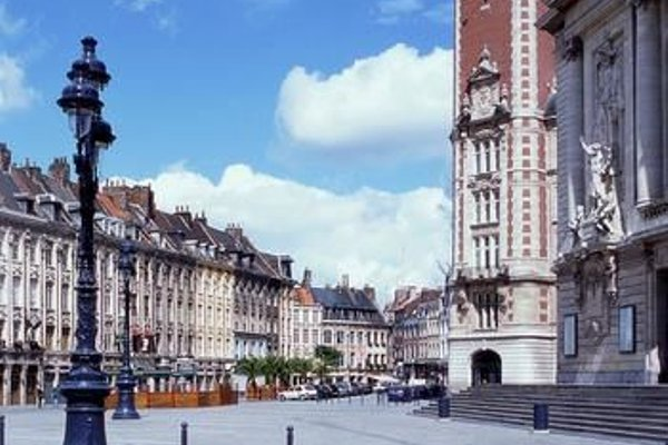 ibis Lille Centre Grand Place - фото 21