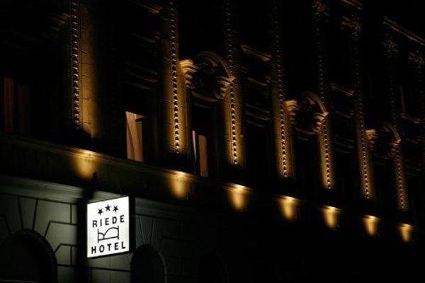 Hotel Riede - фото 20