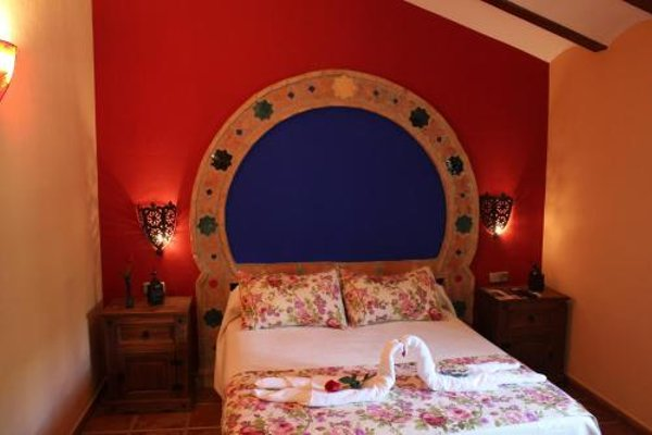Hotel Rural Valle del Turrilla - Cazorlatur - фото 50
