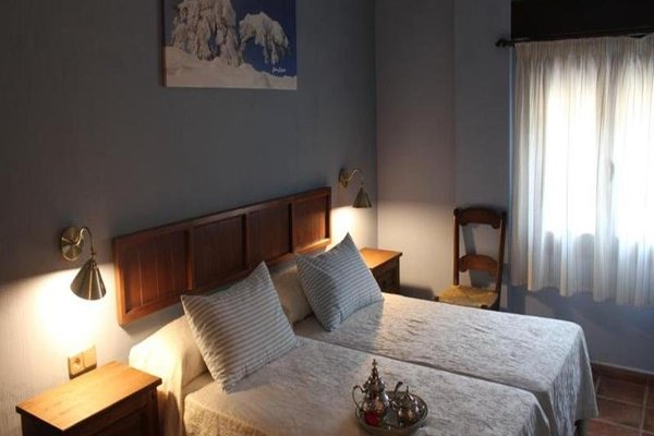Hotel Rural Valle del Turrilla - Cazorlatur - фото 18