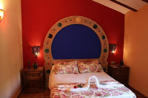 Hotel Rural Valle del Turrilla - Cazorlatur - фото 21