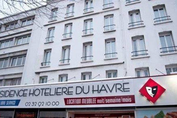 Residence Hoteliere Du Havre - 23