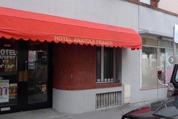 Anatole France Hotel - фото 8