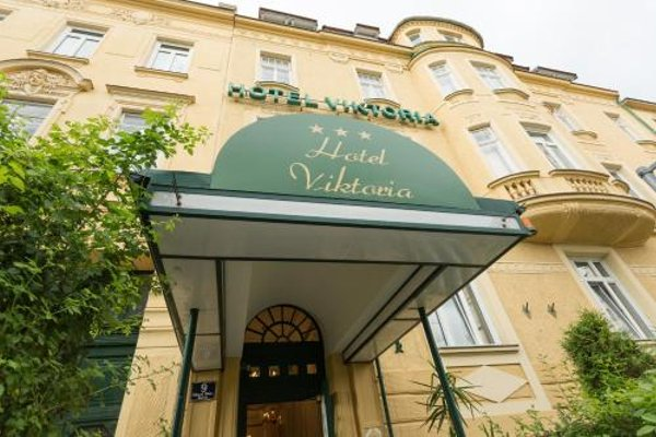 Hotel Viktoria - фото 23