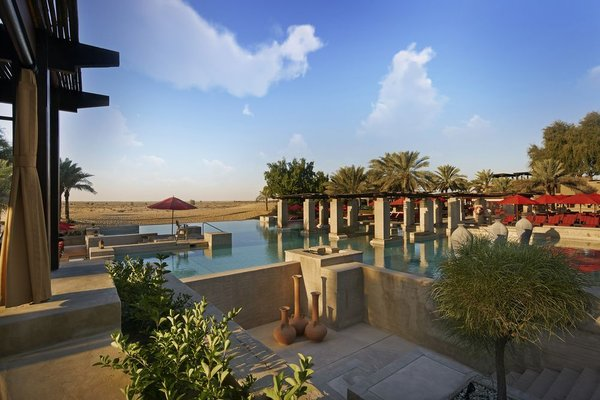 Bab Al Shams Desert Resort and Spa - фото 21