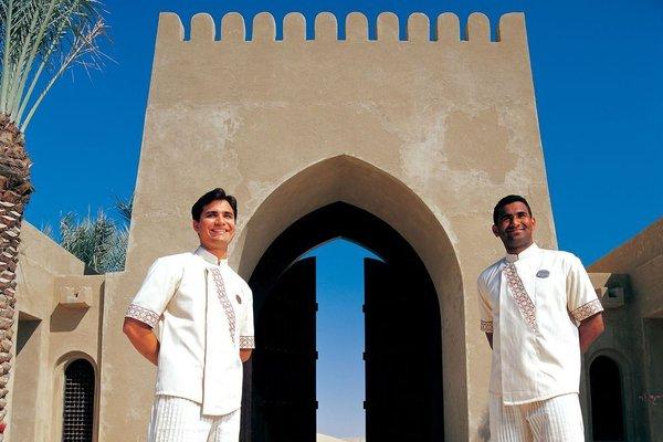 Bab Al Shams Desert Resort and Spa - фото 23