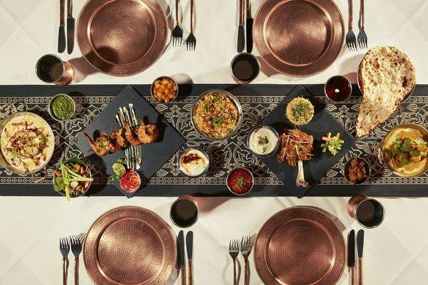 Bab Al Shams Desert Resort and Spa - фото 9