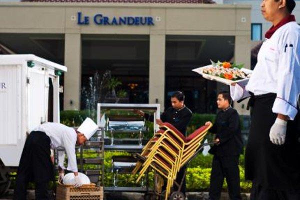 Le Grandeur Hotel Balikpapan - 17