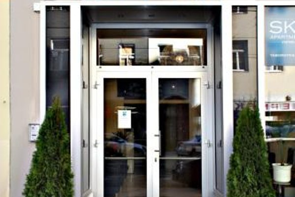 Sky Apartments Vienna - фото 18