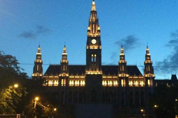 Lenas Vienna Hotel - фото 23