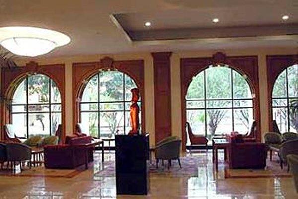Villahermosa Marriott Hotel - фото 13