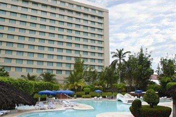 Villahermosa Marriott Hotel - фото 23