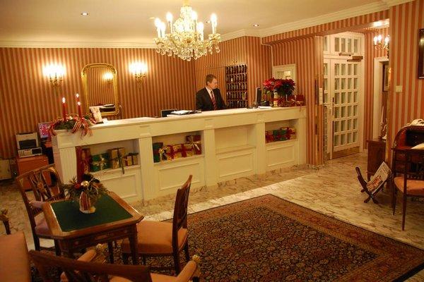 Hotel Savoy Garni - фото 15