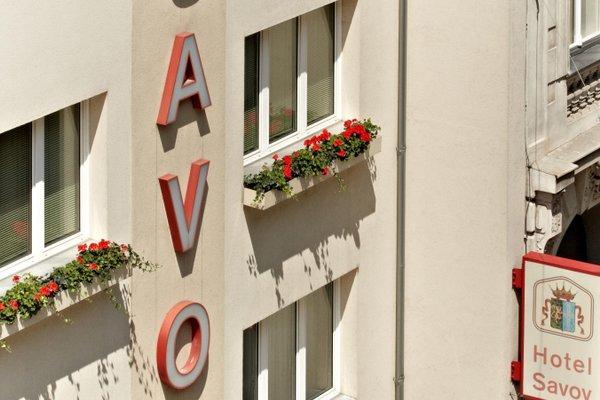 Hotel Savoy Garni - фото 20