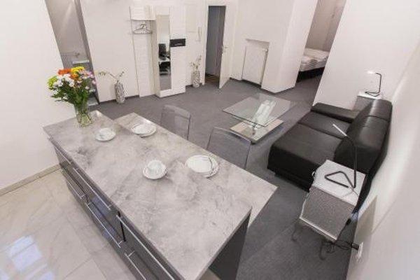 Апартаменты «Люксы Carlton» - фото 17