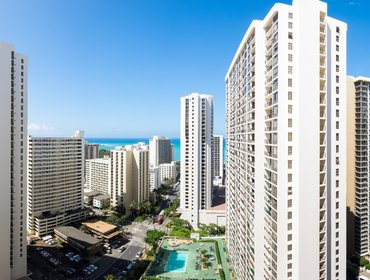 Гестхаус Sweetwater at Waikiki