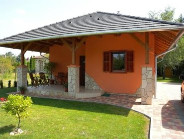 Апартаменты Holiday Home Balatonmariafurdo 5