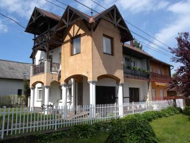 Апартаменты Apartment Balatonboglar 1O