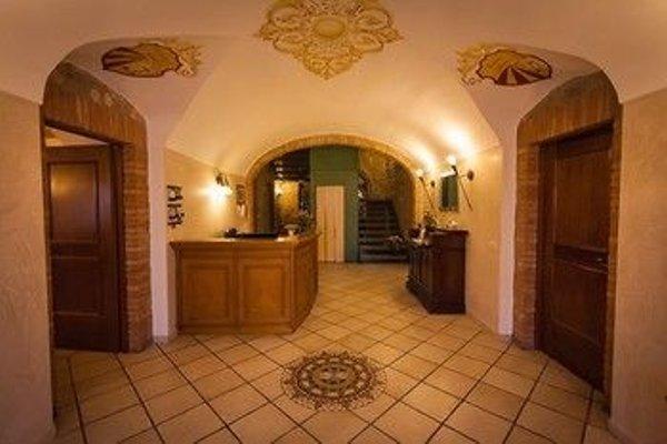 Hotel Alla Corte dei Bicchi - фото 20